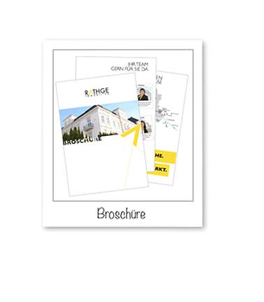 Broschüre Rathge Immobilien